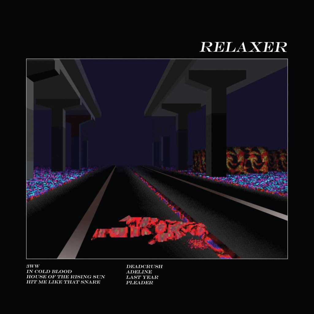 Alt J RELAXER cover cd