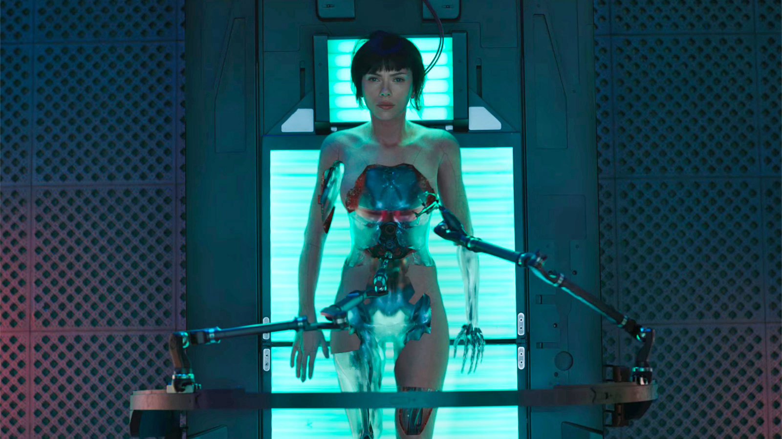 ghost in the shell 2017 trailer ed