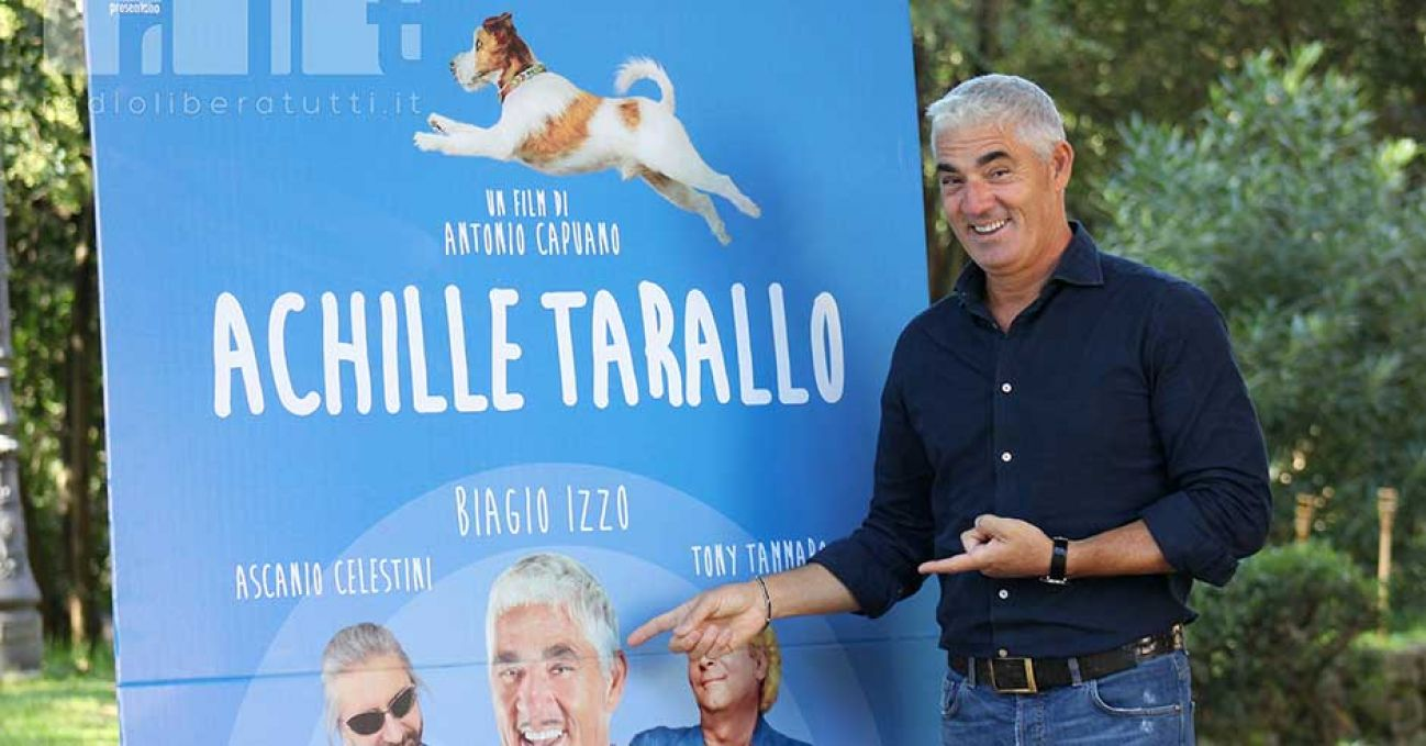 Achille Tarallo, photocall e trailer