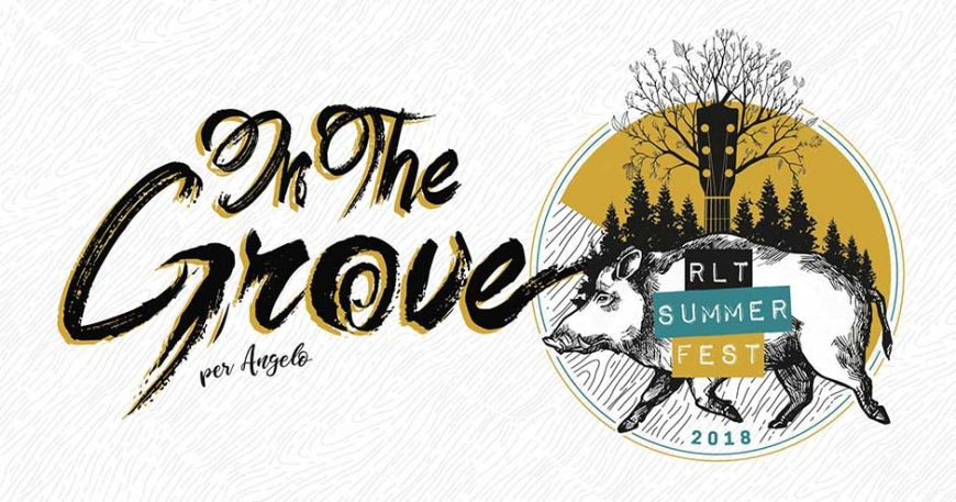 IN THE GROVE - RLT UNPLUGGED 2018