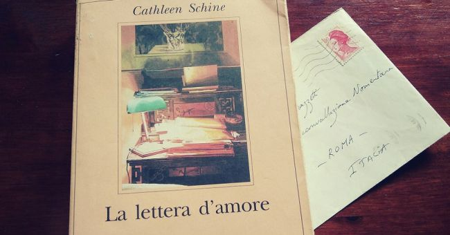 "La lettera d'amore, ""O love is the crooked thing"""