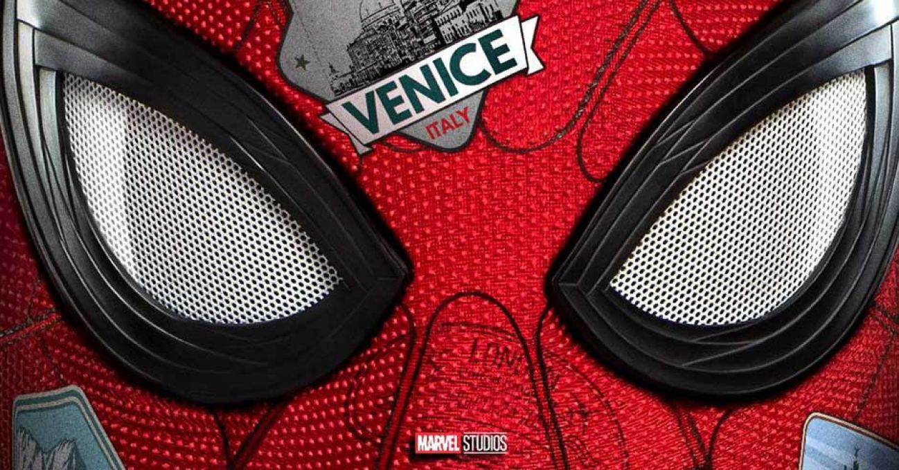 Spider - Man: Far From Home - Teaser Trailer Internazionale e Teaser poster