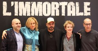 L'immortale: photocall e trailer del film