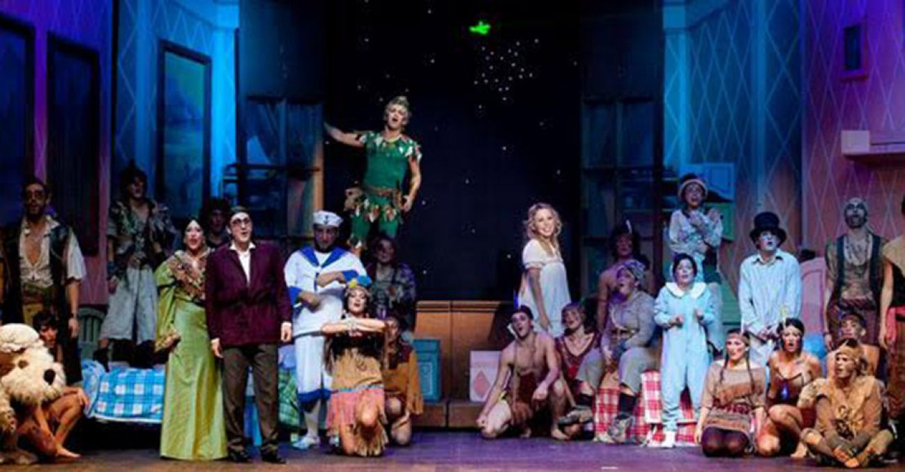 Peter Pan. Il Musical!