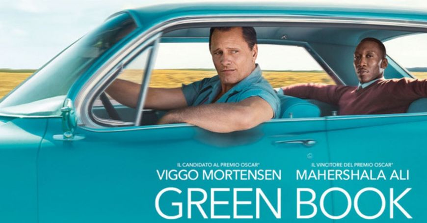 Green Book da record