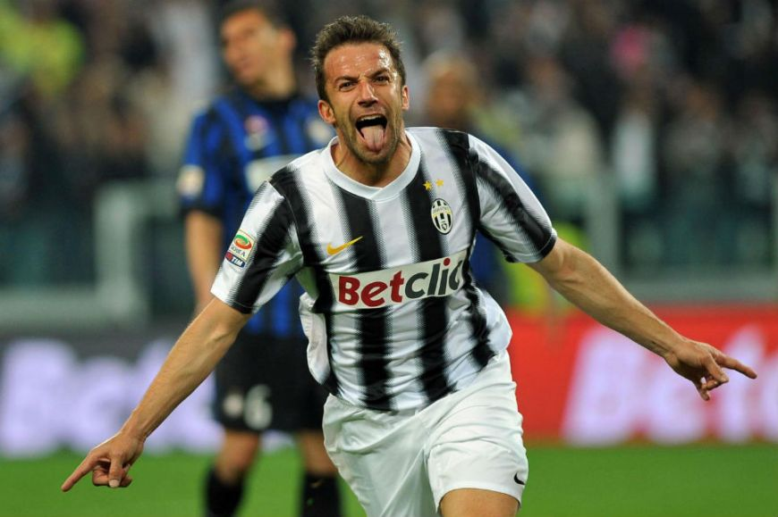 I gol più belli di Alessandro del Piero - VIDEO