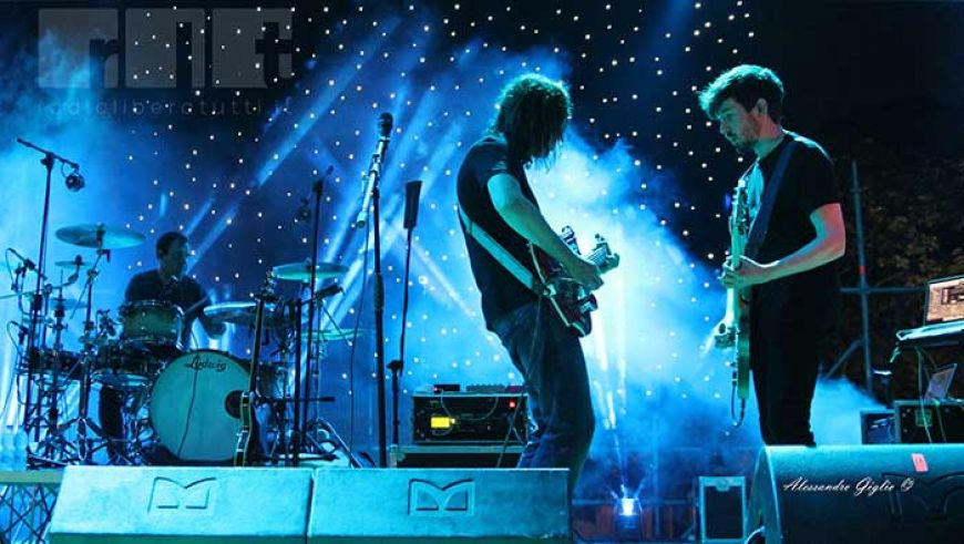God Is An Astronaut in concerto a Villa Ada Roma Incontra il mondo