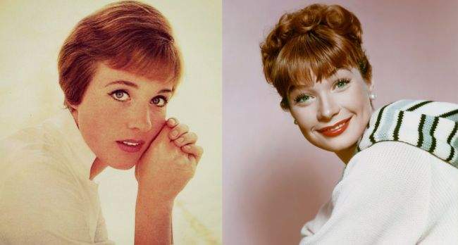 Dive si nasce: Julie Andrews VS Shirley MacLaine