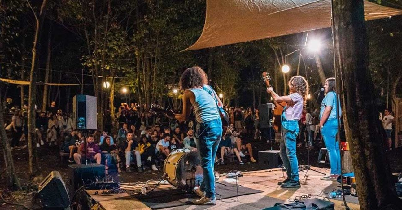 IN THE GROVE - RLT SUMMER FEST 2018: IL BANDO