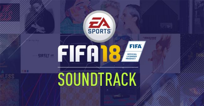 fifa 18 soundtrack colonna sonora